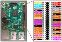 树莓派一键控制gpio继电器模块脚本-微世界