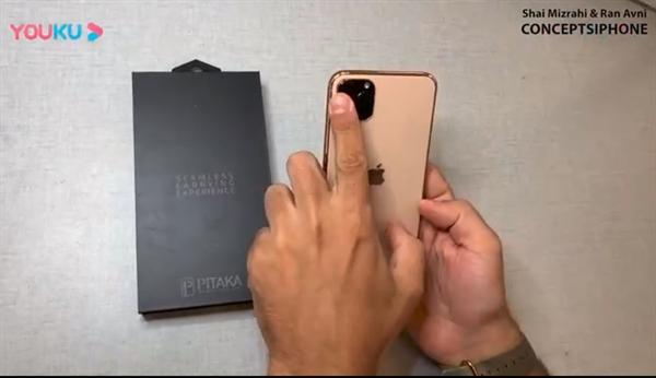 买不买?iPhone 11机模抢先上手:浴霸镜头、配置大升级