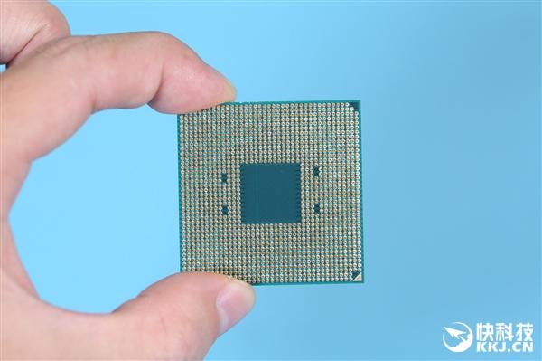 7nm高性价U!AMD锐龙5 3600X处理器开箱图赏