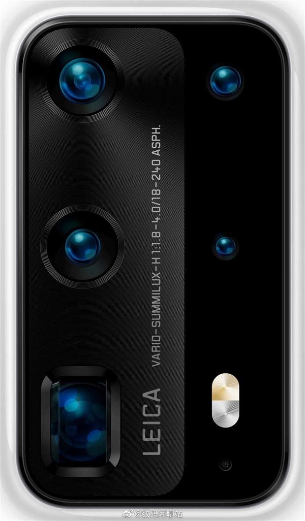 华为P40 Pro、P40 Pro Plus曝光:索尼IMX700主摄、10倍光变